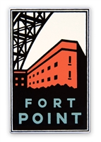 Magnet - Fort Point
