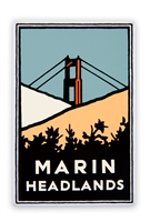 Magnet - Marin Headlands