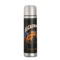 Thermal Flask - Alcatraz at Night