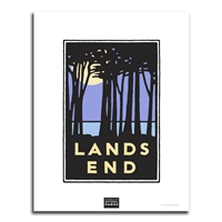 Unframed Poster - Lands End