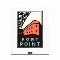 Unframed Poster - Fort Point