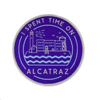 Adventure Badge - I Spent Time on Alcatraz