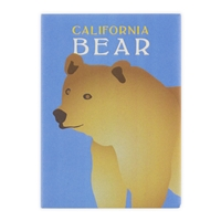 Magnet - California Grizzly Bear