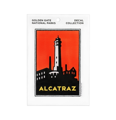 Decal - Alcatraz