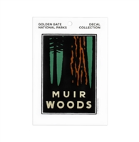 Decal - Muir Woods