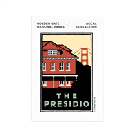 Decal - The Presidio
