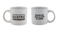 Alcatraz No Good Mug