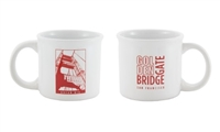 Golden Gate Bridge Dream Big Mug