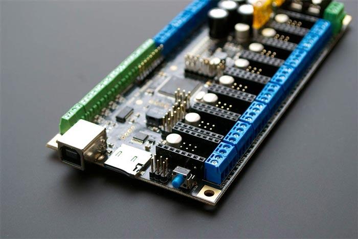 Panucatt Devices Azteeg X3 Pro Reprap 3D Printer Controller