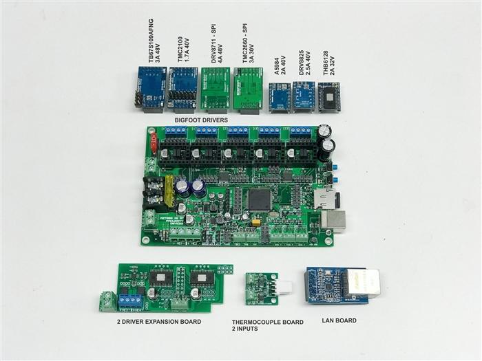 Azteeg X5 GT 32bit Motion Controller