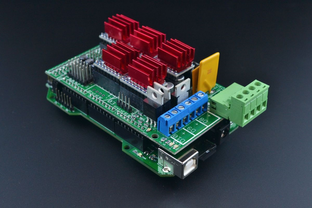 Re-ARM Controller for RAMPS