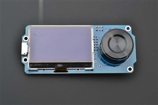 mini Viki Graphic LCD - Control Panel Interface