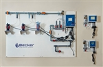 Becker Engineered Solutions Cooling Tower System