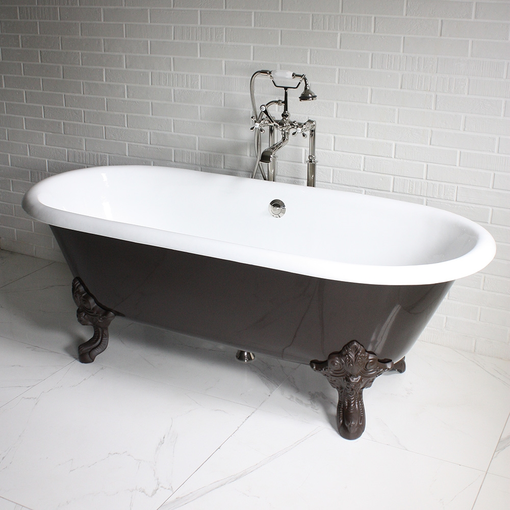 The Cardigan 73 Quot Double Ended Tub Package