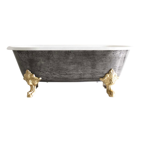 The Chesterton66 Cast Iron Double Ended Tub