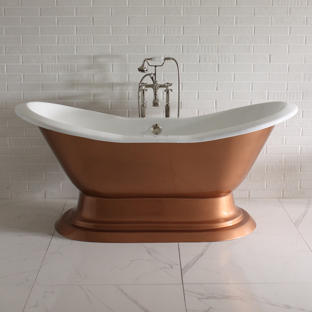 htm sansiro pedest jetted air package pedestal p tubs with tub chromotherapy double ended