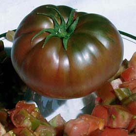 Black Crimson Heirloom Tomato