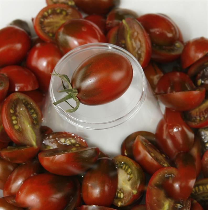 Black Plum Heirloom Tomato Seeds Organic Black Plum