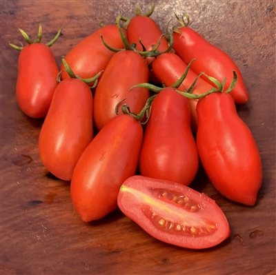 Ten Fingers of Naples - Certified Organic Tomato