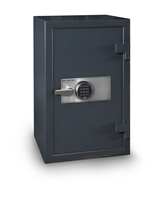 Hollon B3220EILK B-Rated Cash Safe Box
