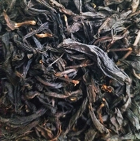 Black tea from Nantou, Taiwan