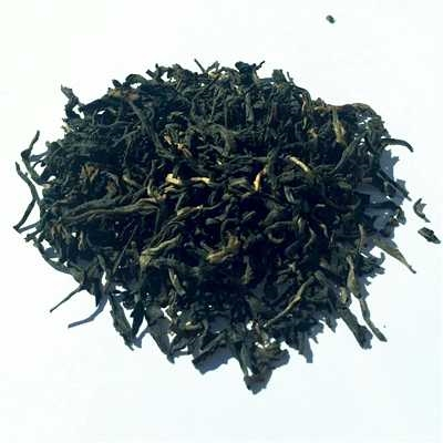 Black tea that is hand crafted in the Sonitpur District in Assam, India