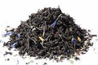 Blackcurrant flavored black tea