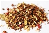 Coconut chai rooibos is a caffeine free blend that gives the chai spicy flavor with coconut