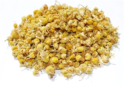 Organic chamomile herbal tea has been used since ancient times to treat a variety of ailments.