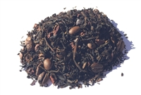 coffee tea flavored black loose-leaf tea