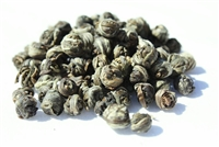 Jasmine pearls green tea from China