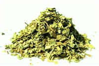 Lemon Green is our own blend of decaffeinated green sencha tea with lemon grass and lemon myrtle.