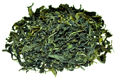 This is a greenish Oolong with a natural slight milky taste.