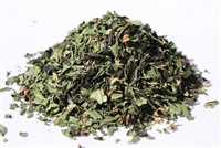 Moroccan Mint tastes just like fresh mint leaves from your garden with a green tea to give it a full body and smooth taste
