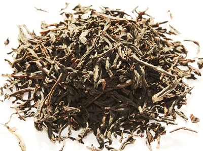 Rwandan black tea has a rich full taste that is not too strong.