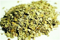 Yerba Mate organic has a toasty earthy herbal flavor and is high in mateine, which is similar to caffeine.