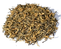 Yunnan Gold is a famous tea from China and derives it's name from the color of its leaves.