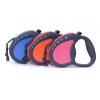 Retractable Corded Dachshund Leash