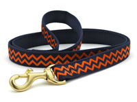 Chevron Dachshund Lead