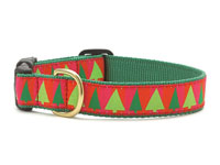 Christmas Tree Dachshund Collar