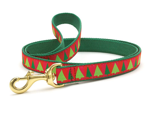 Christmas Tree Dachshund Lead