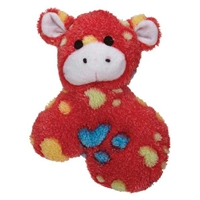 Little Cow Softie Squeaky Toy
