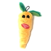 Cute Carrot Squeaky Toy