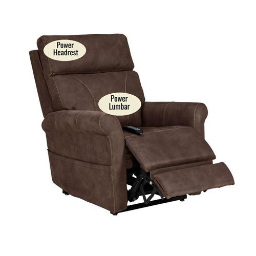 Pride Vivalift Urbana Lift Chair Infinite Position Lift Chairs Plr965