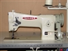 Consew 206rb-5 upholstery canvas industrial commercial sewing machine compound feed walking foot heavy duty sewing
