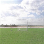 All Purpose Soccer Backstop System Barrier