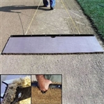 Baseball Field Cocoa Drag Mats - Large 6ft x 2ft