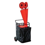 Diamond Football Field Equipment Cart