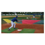 Baseball Bunt Zone Infield Protector Trainer