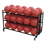 Basketball Collegiate Pacific Double Monster Ball Cart